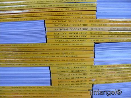 Nat. Geo. Magazines