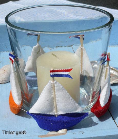 Bootjes rond glas blog