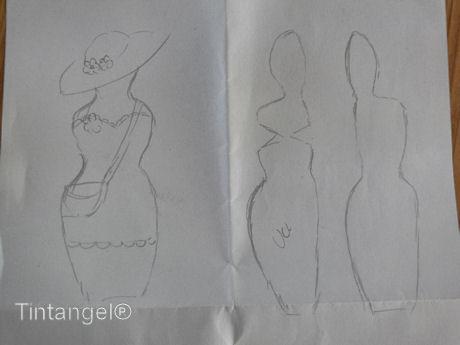 Eerste schets