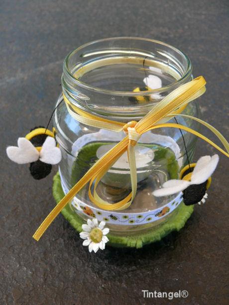 Bijenlichtje blog