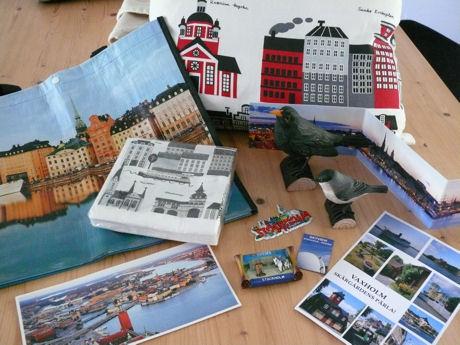Souvenirs Stockholm 2014
