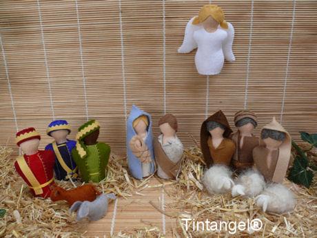Kerstgroep compleet blog