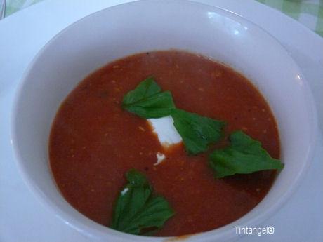 Heerlijk soepje