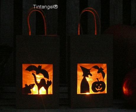 Halloween tasjes blog