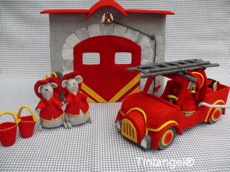 Complete brandweerset blog