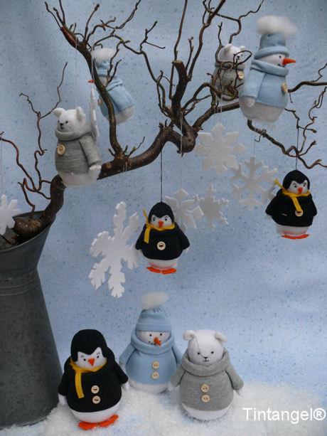 Variatie hangende wintergasten blog