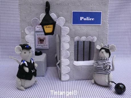 Politiebureau blog