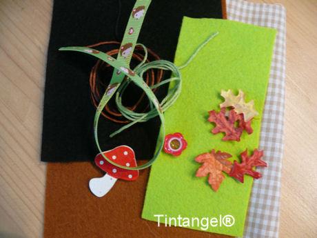 Materiaalpakketje zomerknutsel nummer 5 blog