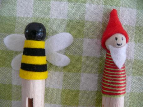 Bijen en kabouters
