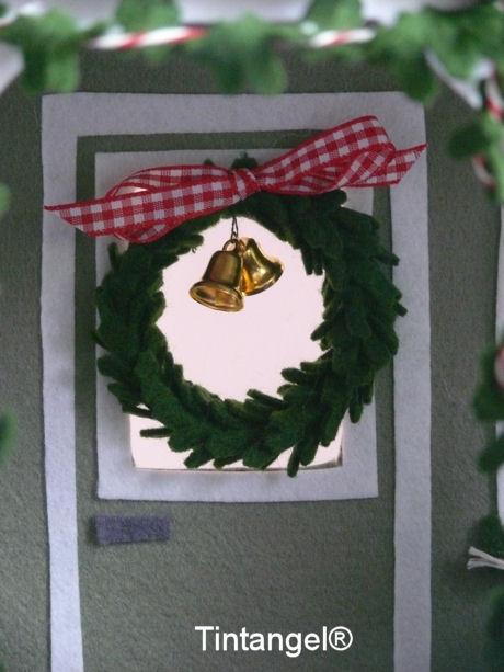 Kersthuisdeur blog