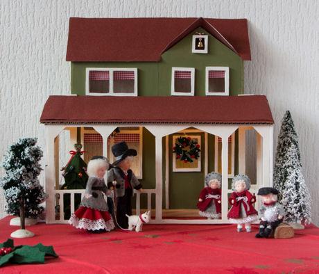 Arda kersthuisj 460