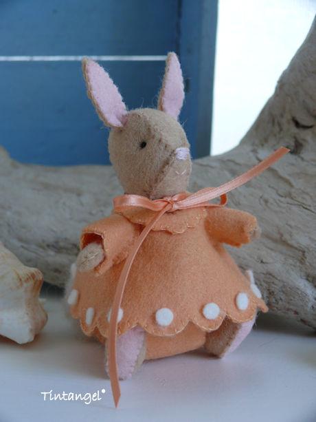 Bunny jurk voor b