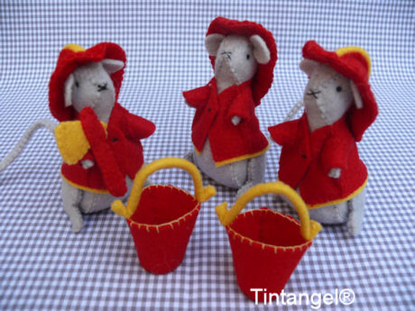 Brandweermuisjes met emmertjes blog