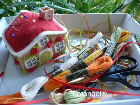 Speldenkussen poppy blog