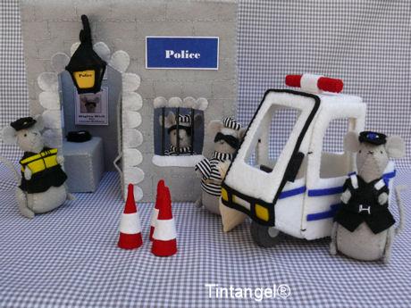 Politiemuizen compleet blog