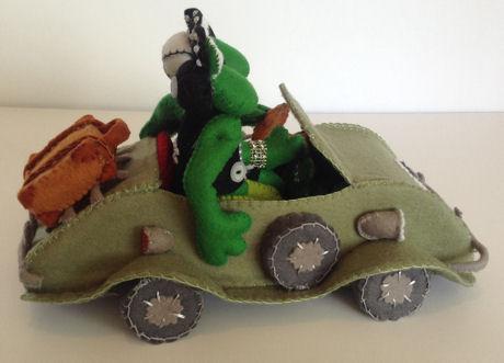 Frogcar 1