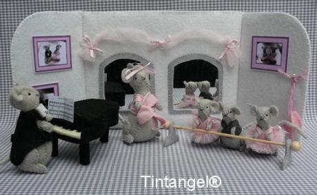 Balletschool met piano blog