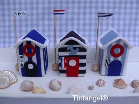 Strandhuisjes Holland blog