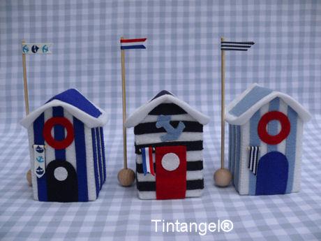Strandhuisjes Holland Pakketblog