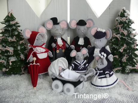 Dickensmuizen Kerstfeer compleet blog