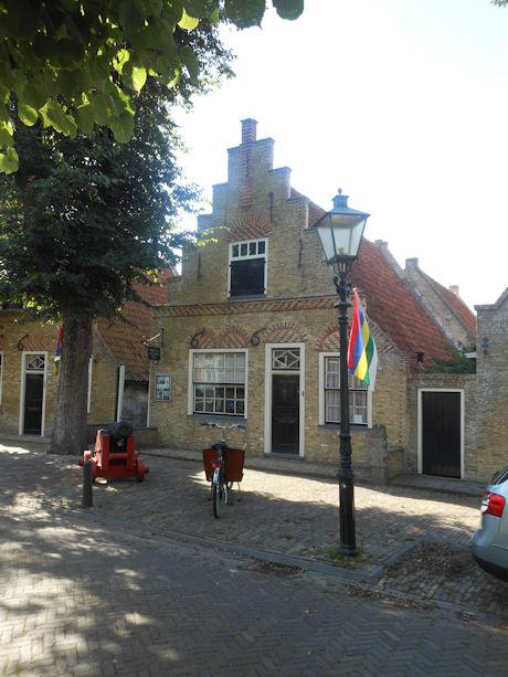 Huisje uit 1668
