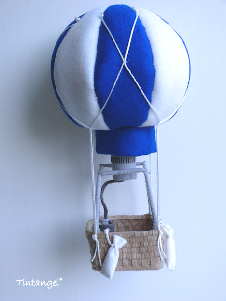Pakket luchtballon v b