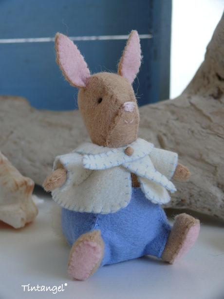 Bunny matrozenpakje voor b