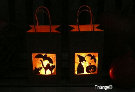 Halloween lantaarntjes