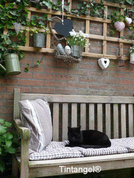 Figaro buiten