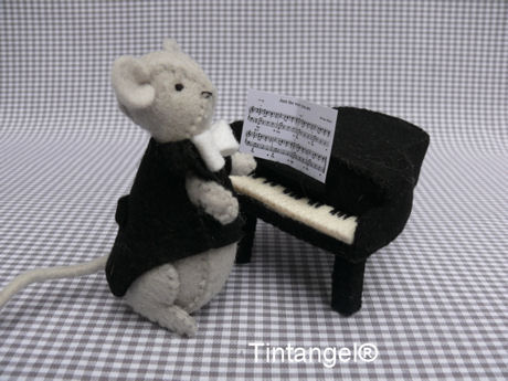 Pianist pakket blog