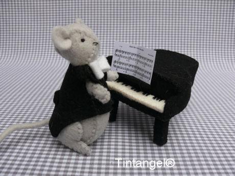 Pianist pakket blog