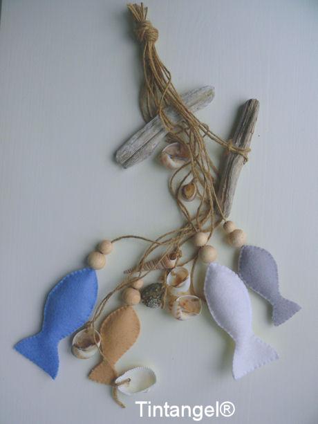 Strandvisjes hanger verb blog