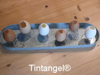 Met eitjes