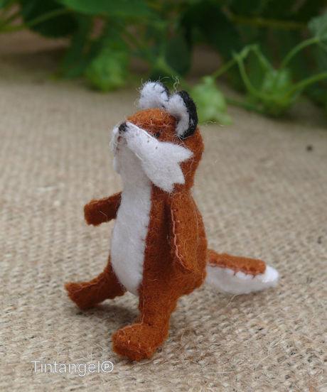 A Foxy blog solo