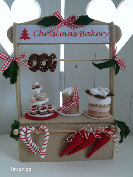 Christmas Bakery pakket blog