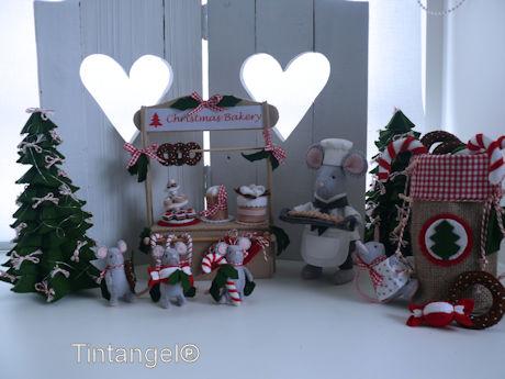 Vier kerstpakketten blog