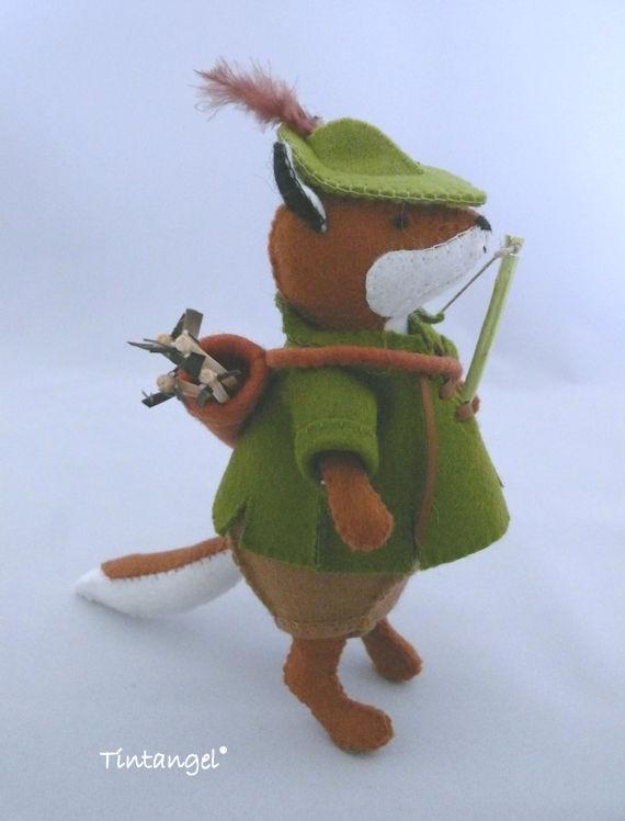 Robin Hood zij etsy