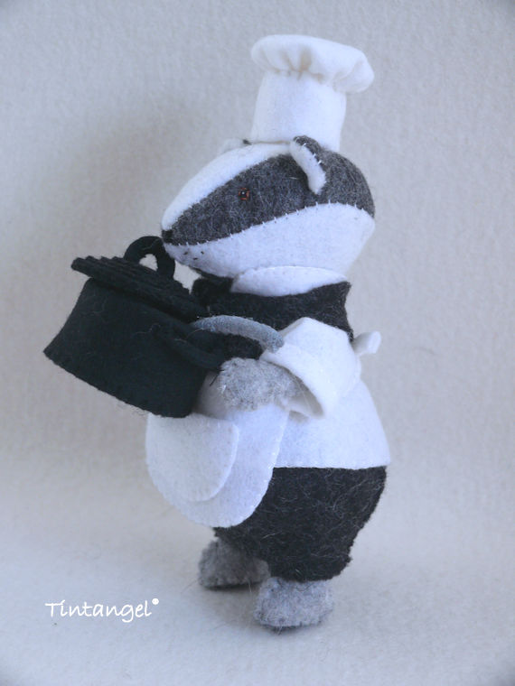 Badger cook e