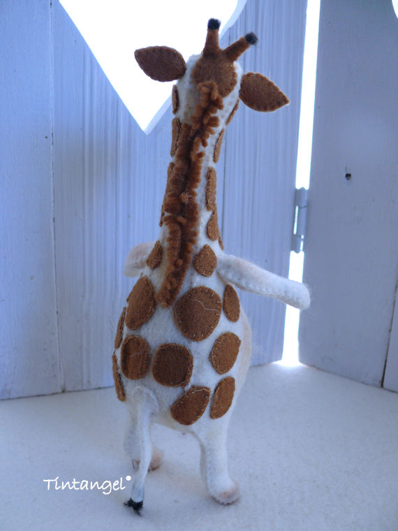 Giraf bloot 3 etsy