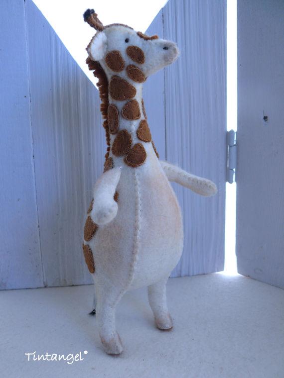 Giraf bloot 1 etsy