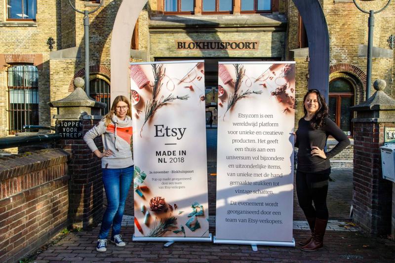 Etsy made markt