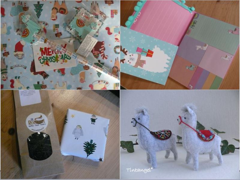 Kerstpakket Biekado