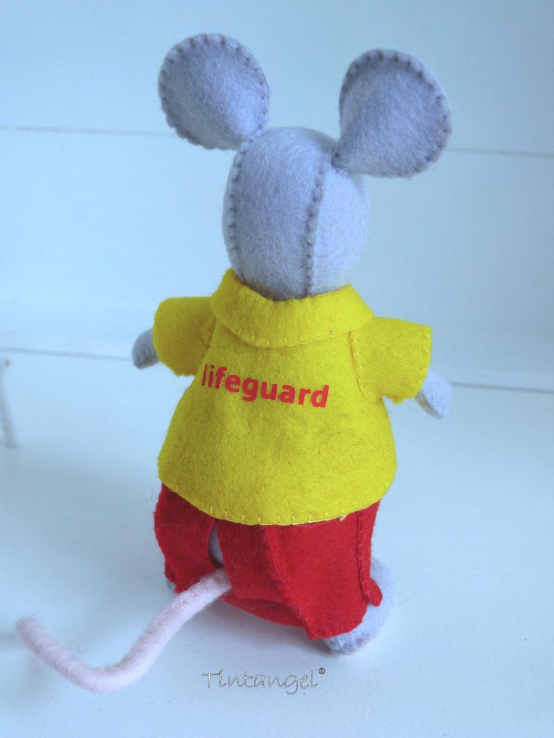 Etsy Lifeguard achter tekst