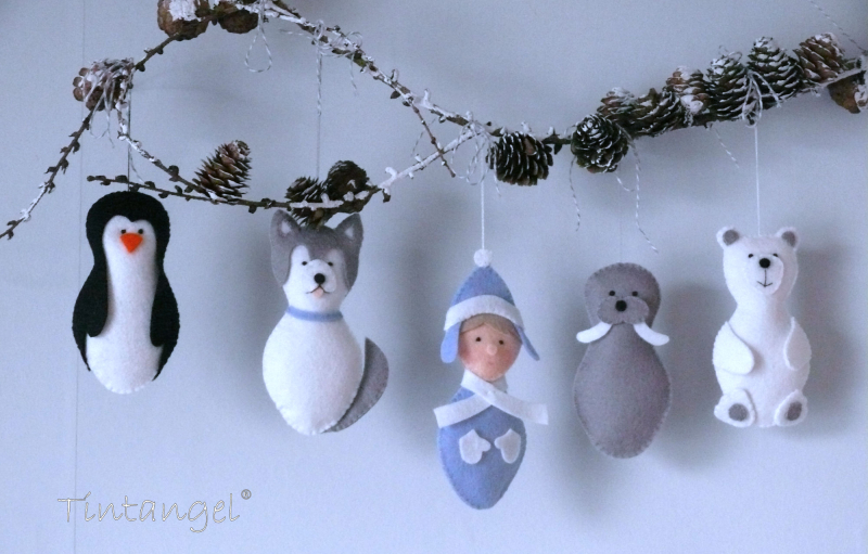 Arctic Friends Etsy