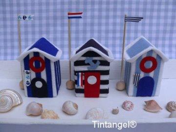 Strandhuisjes Holland image 0