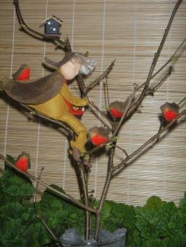 Robinroodborst