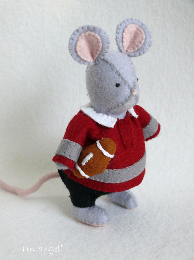 Etsy Rugby muis