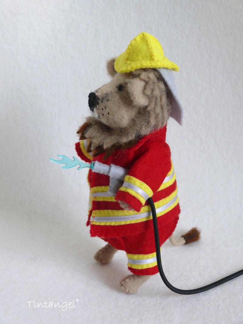 Etsy Lh Leeuw brandweer