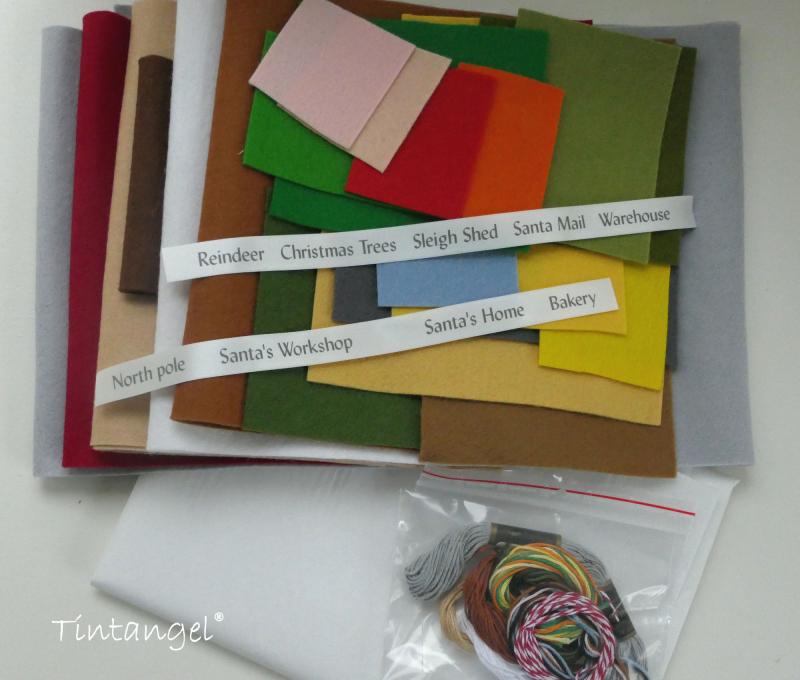 Materiaalpakket 1