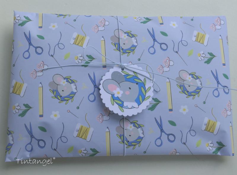 Cadeau verpakking